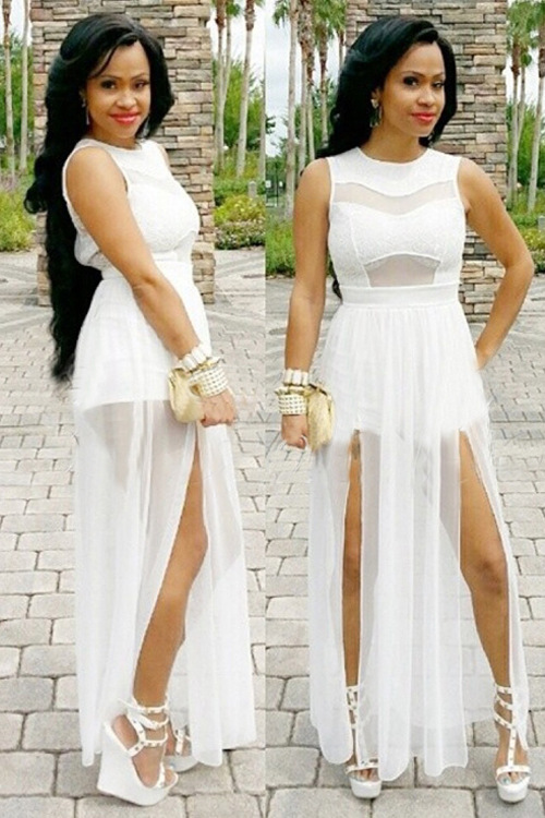 012974ba6b879 White Lace Dress